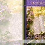 BIBLE outside standard card