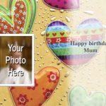 BIRTHDAY INSIDE  personalised card