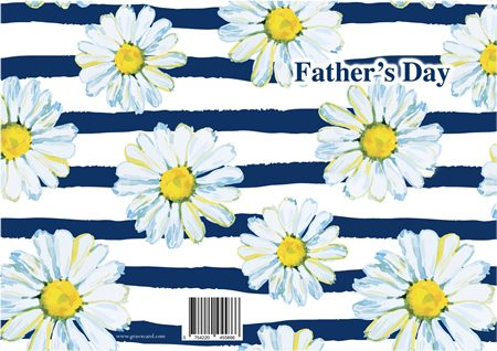 Fathers day outside 02 standard card