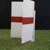 Graveside flowers, graveside ornaments, graveside decoration, Grave headstones, Undertakers , funeral directors , funeral arrangers. England Flag