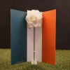 Graveside flowers, graveside ornaments, graveside decoration, Grave headstones, Undertakers , funeral directors , funeral arrangers. Irish Flag Card