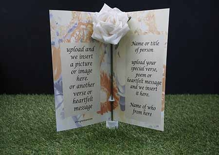 Graveside flowers, graveside ornaments, graveside decoration, Grave headstones, Undertakers , funeral directors , funeral arrangers. Flowers for a graveside